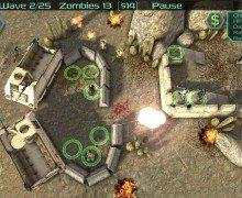 تحميل لعبة الدفاع الزومبي Zombie Defense