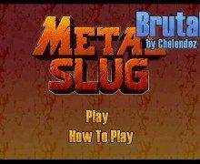تحميل لعبة ميتال سلوق للكمبيوتر Metal Slug Brutal