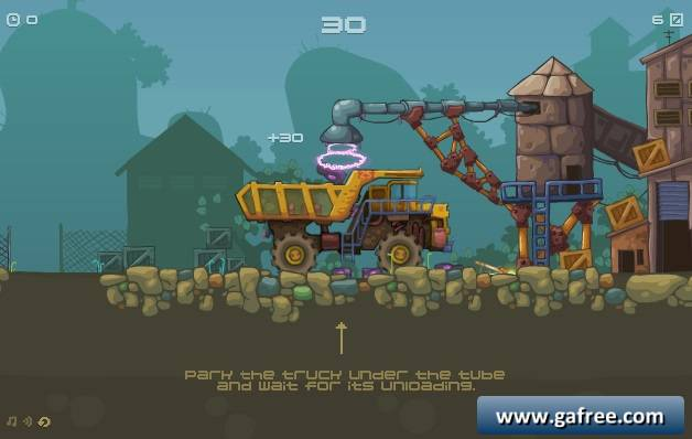 تحميل لعبة شاحنة نقل البضائع Mining Truck