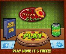 تحميل لعبة محل بيع البيتزا My Pizza Shop