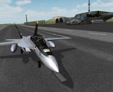 تحميل لعبة اف 18 F18 Airplane Simulator 3D