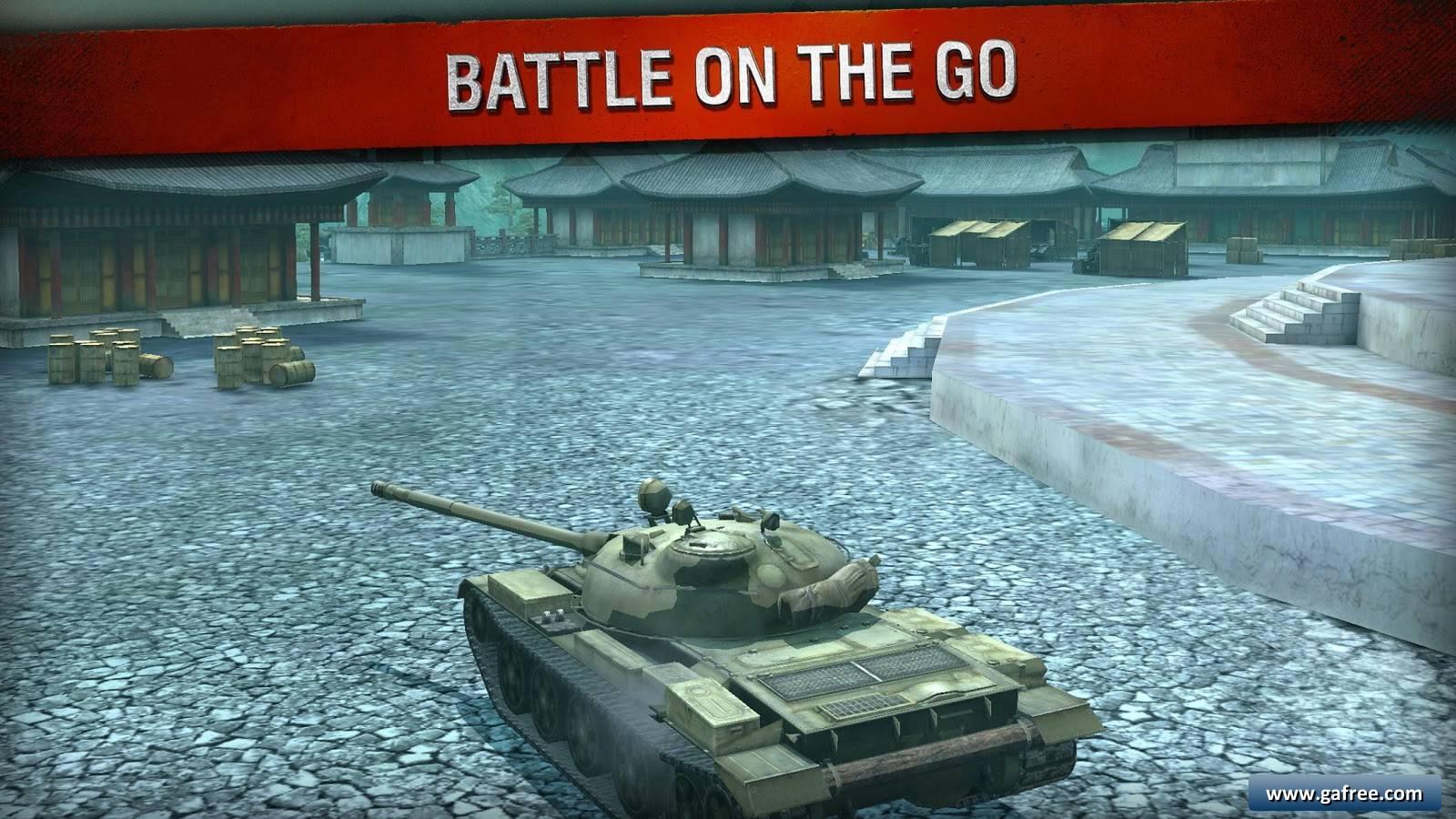 تحميل لعبة حرب الدبابات الجديدة