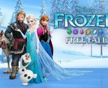 تحميل لعبة فوزان Frozen Free Fall