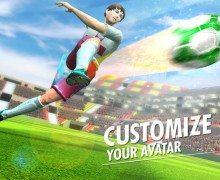 تحميل لعبة كرة القدم ابطال الكرة Football World League 3D
