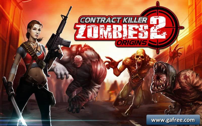 تحميل لعبة قتال الزومبي الجديدة CKZ Origins