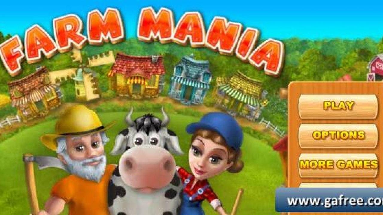 تحميل لعبة فارم مانيا Farm Mania