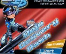 تحميل لعبة التزلج على اللوح Dojo Delivery Dash