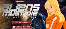تحميل لعبة الطائرة المقاتلة Aliens Must Die