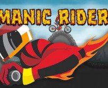 تحميل لعبة قيادة الدراجات النارية للكمبيوتر Manic Rider