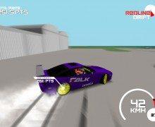 تحميل لعبة قيادة السيارات المفتوح Redline Drift