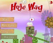 تحميل لعبة بناء الطريق Huje Way