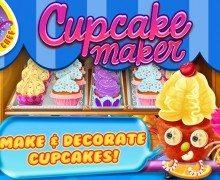 تحميل لعبة كب كيك Cupcake Crazy Chef