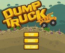 تحميل لعبة شاحنة نقل البضائع Dump Truck