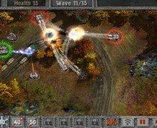 تحميل لعبة الحرب الدفاعية القتالية Defense Zone 2 Lite