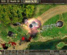 تحميل لعبة قائد الحرب Defense Zone Lite