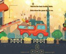 تحميل لعبة شاحنة مجانا Pizza Truck