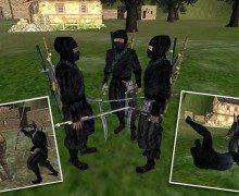 تحميل لعبة النينجا المحارب المقاتل Ninja Warrior Assassin 3D