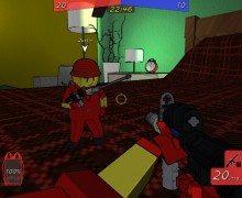 تحميل لعبة اطلاق النار القتالية Plastic Playground