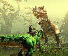 تحميل لعبة حرب العاصفة Dino Storm