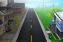تحميل لعبة المدينة الخضراء Plan It Green