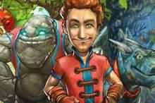 تحميل لعبة مغامرات في الغابة The Beardless Wizard