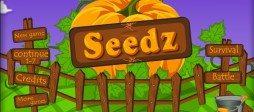 تحميل لعبة حرب الخضروات Seedz
