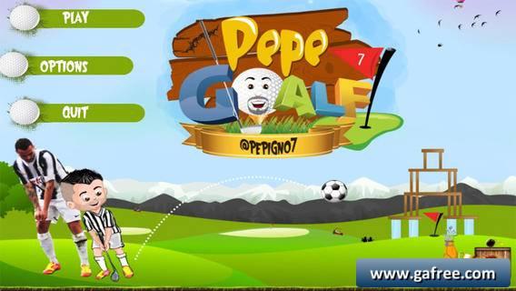 تحميل لعبة الجولف كاملة PepeGoalf7