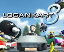 تحميل لعبة سباق كراش Logan Kart