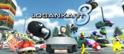 تحميل لعبة سباق كراش Logan Kart 8