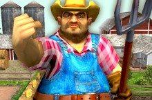 تحميل لعبة مغامرات المزرعة Angry Daddy