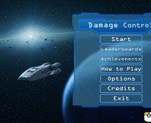 تحميل لعبة حرب الفضاء Damage Control