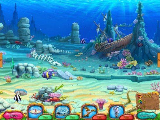 تحميل لعبة لوست ان ريفس Lost in Reefs 2