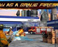 تحميل لعبة رجال الاطفاء Firefighter 3D