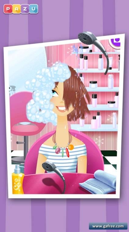 تحميل لعبة hair salon 2