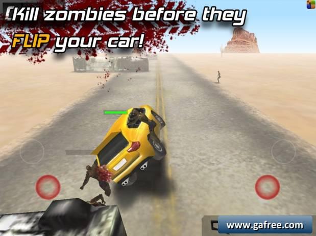 تحميل لعبة الهروب من الزومبي Zombie Highway