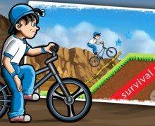 تحميل لعبة قيادة الدراجة الهوائية BMX Kid