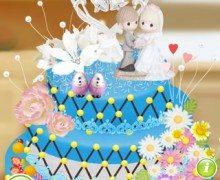 تحميل لعبة صناعة الكيك Cake Maker Salon