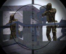 تحميل لعبة القناص للايفون Call of War Sniper Shooting