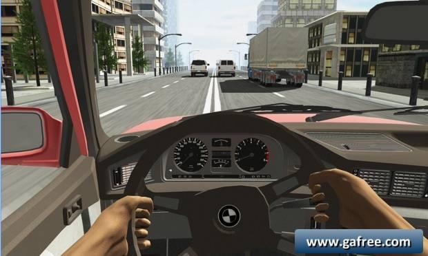 تحميل لعبة قيادة السيارات من الداخل 3d