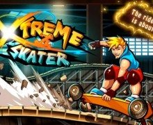 تحميل لعبة التزلج الجديدة Extreme Skater