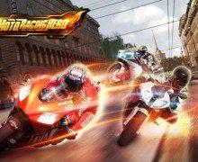 تحميل لعبة الدراجات النارية ثلاثية الابعاد Moto Racing Hero