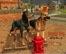 تحميل لعبة عالم الكلاب Doggy Dog World
