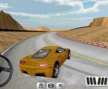 تحميل لعبة محاكاة قيادة السيارات Sport Car Simulator