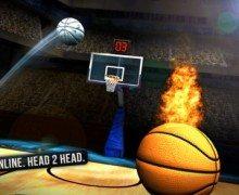 تحميل لعبة كرة السلة للايفون Basketball Showdown