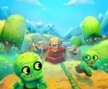 تحميل لعبة هروب الزومبي Zombie Farm Escape