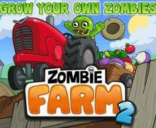 تحميل لعبة مزرعة الزومبي Zombie Farm 2