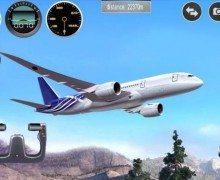 تحميل لعبة محاكاة قيادة الطائرات Plane Simulator 3D