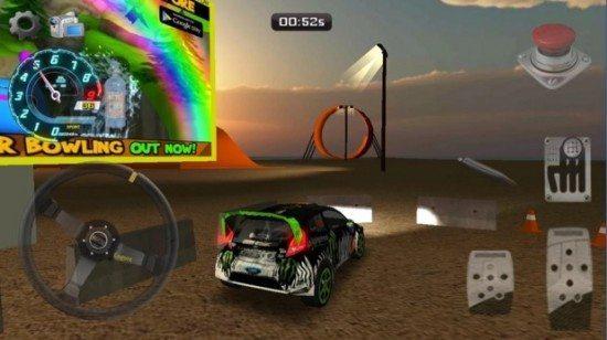 تحميل لعبة ركن السيارات للمحترفين Parking Stunts