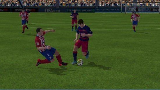 تحميل لعبة فيفا 2012 للاندرويد