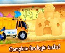 تحميل لعبة اطفال جديدة Cars in Sandbox
